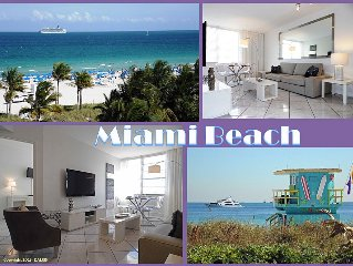 South Beach - One Bedroom Condo - W/Parking - Beach and Pool Views