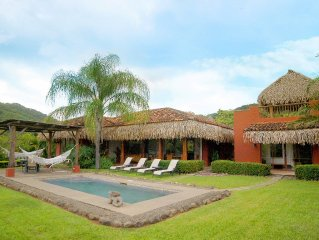 Beach+Surf w luxury amenities: spa,pvt pool, golf -Rated #1 Hotel Punta Islita