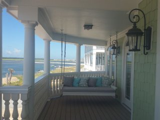 NEW for 2017 Paradise Cove: Ocean and Sound front