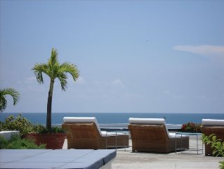 LUX PRIVATE POOL PENTHOUSE FACING THE CARIBBEAN IN OLD HISTORIC TOWN!