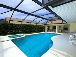 **Luxury Private Executive Villa With South Facing Pool**
