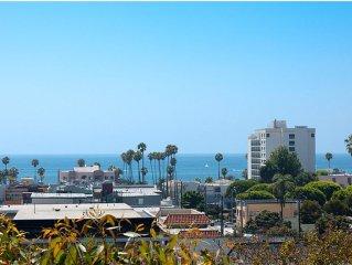 Santa Monica Beach Townhome