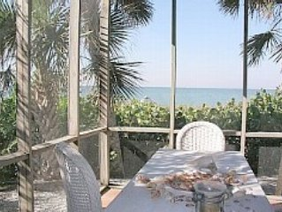 Casey Key Beach House: A Place to Relax
