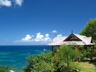 Romantic Caribbean Hideaway with Awesome Views Perfect for two