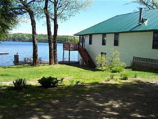 Charming Boathouse On The Edge Of Long Lake W/a180-degree View Of The Lake.