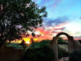 'Casa de Cielo'~ House Of The Heavens~15 Minutes to ABQ