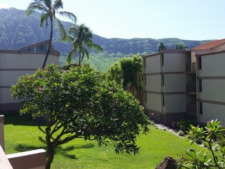 "Makaha Get Away.. Spring Into Summer  for a Great Escape! ""Special couples rate"""