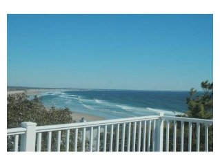 Ocean view luxury home, Marginal Way area, just steps to small beach, central