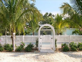 Key West Style Cottage on Vero's Barrier Island