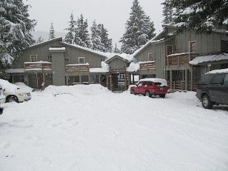 Prime Mt. Hood/Government Camp Loop Condo Background Beautiful 11,230 ft Mt Hood