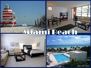 Decoplage South Beach - Oceanfront Junior Suite w/ large Balcony
