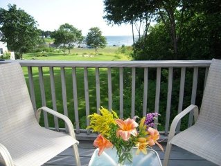 Cottage Aerie with Expansive Views of Lowells Cove