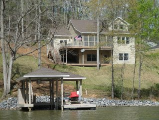 Great Escape Vacation Rental Smith Mountain Lake
