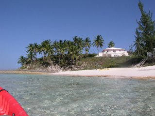 Conch'd Out .. House & Cottage -On the Water-Great Beach-Privacy