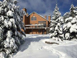 Luxurious, Family Friendly, Mountain View, Nearby Ski Slopes