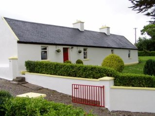 SPRING COTTAGE ~ Beautiful 200 Year Old Traditional Irish Home