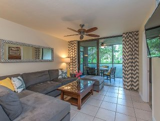*2019 All New Master Bedroom* Bonita Bay, Gated w/Private Beach