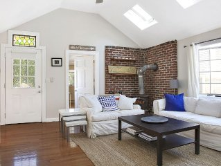 Cozy East Hampton Beach Cottage Just Minutes To Town And Beaches!
