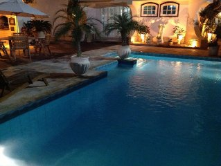 #Casa com piscina a beira mar em Cabo Frio, Sky* WI-FI Netflix