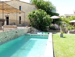 Contemporary And Charming Home In The Heart Of Luberon, Provence
