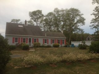 Exceptional Value  2 Acres Sunny Cape  W/D D/W  Pet Friendly