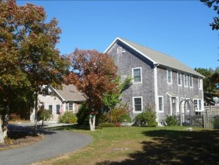Beautiful Edgartown Colonial with Central Air