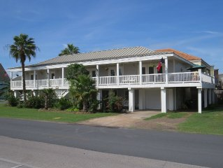 Huge Wrap-Around Beach View Balcony!  Private and Upscale!