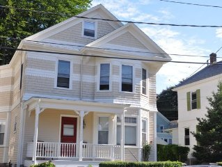 Historic 1902 Newport Home