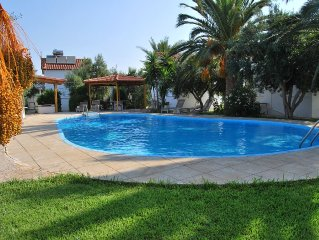 Independent Maisonettes In Peloponnes with pool