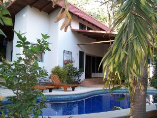 March Special ~ 2 Bed + Loft/2 Bath ~ Private Home ~ Playa Pelada/Guiones