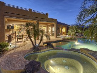 Luxury Home with private pool in gated community