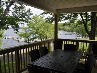 Lakefront Vacation Home On Lake Wallenpaupack