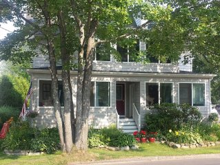 Quality Marshside Rental Just Minutes From Maine's Premier 7 Mile Sandy Beach