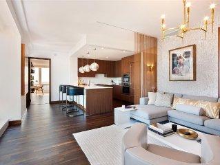 Ultra Luxury High Rise 3BR ★★★★★ Hotel Amenities
