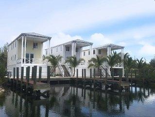 Bimini Bahamas Water Front Home 3/2 included  Free Dock & WiFi