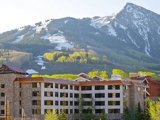 2 Bdrm Corner Condo Grand Lodge-3rd floor - Pool at the Base! Mt CB View!