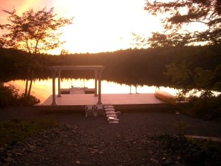 SEPT AVAILABLE Luxury Lake Home Just Minutes from Halifax SEPT AVAILABLE!!!