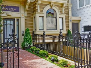 Stylish Noe Valley pied-a-terre