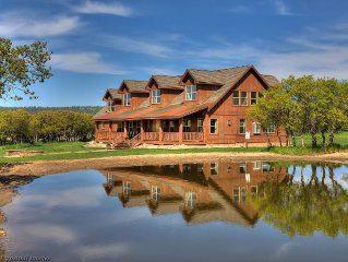 Top Rated Family-Friendly Lodge for Groups Near Moab * Foothills of La Sal Mtn