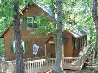 Duke's Den, A Storybook Mountain Getaway.
