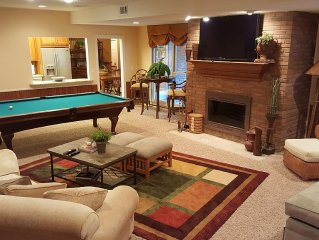 Gameday Rental 10 minutes from Campus