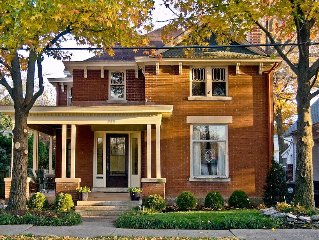 The Martin House - In the heart of historic downtown Lexington