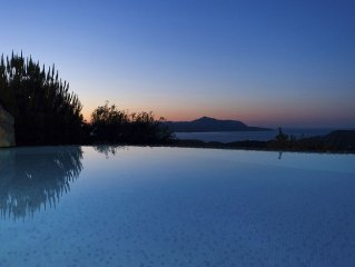 Sea View Breathtaking: Prinolithos Villa!!