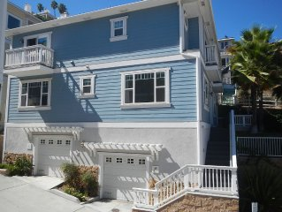 Catalina Island-Newer Luxury 2 Bedroom View Townhome in Avalon