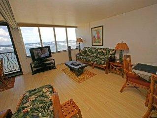 North Shore Beach Front Condo 2 Bedroom 2 Bath