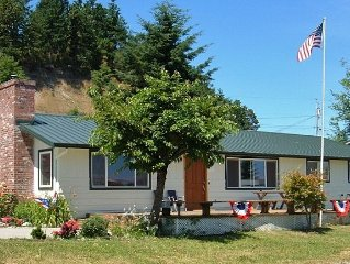 Located Minutes Away from the Historical Town of Coupeville On Whidbey Island