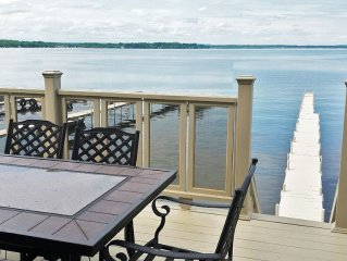 Come Enjoy This Lakefront Property, The Race Track & Downtown Saratoga Springs!