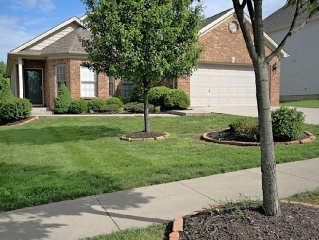 Affordable luxury minutes from Downtown, Keeneland, KY Horse Park and Airport