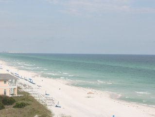 Pinnacle Port Beachfront Condo -- at Carillon Beach