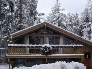 Chalet At Cathedral Ledge.newly Renovated, Clean And Comfortable.